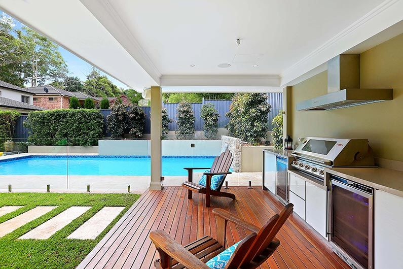 Beecroft landscape design
