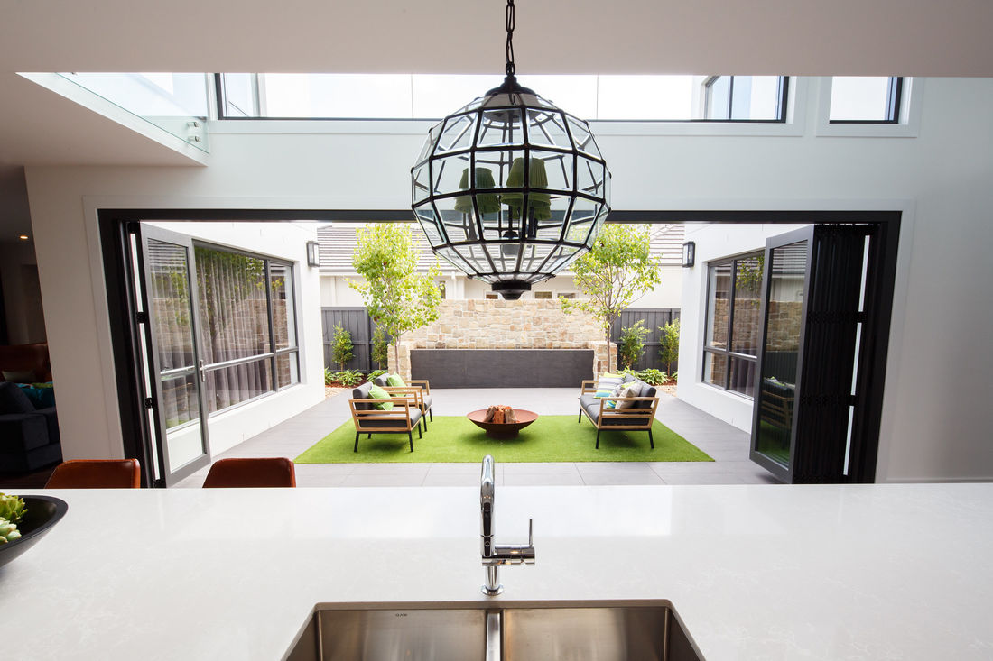 Kellyville pool and outdoor living